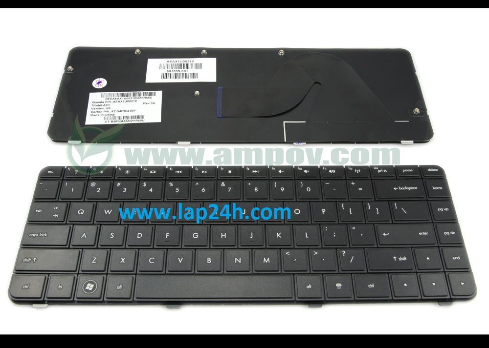 keyboard HP CQ42 , G42