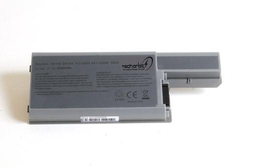Pin Dell Latitude D820, D830, D531, Precision M4300, M65 - 6cell OEM