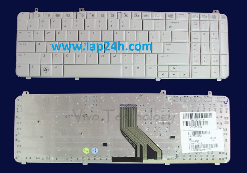 keyboard HP Pavillion DV6-10000 Series