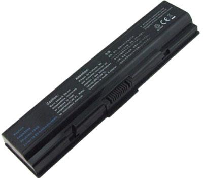 PIN TOSHIBA SATELLITE A200, A205, A300, L200, L205, L300, L305, M200, M215. PN : PA3534 - 6CELL OEM