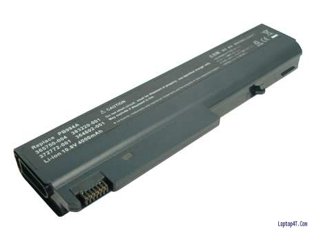 PIN HP NC6120, 6100, 6200, 6300, 6400, 6510B, 6710B, 6910B. PN : HSTNN-IB05 - 6CELL