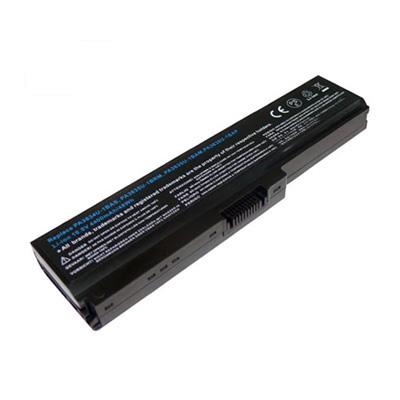PIN TOSHIBA SATELLITE L310, L510, L505, M300, M305, M500, U400, U405, PORTEGE M800, EQUIUM U400. PN : PA3634 - 6CELL OEM