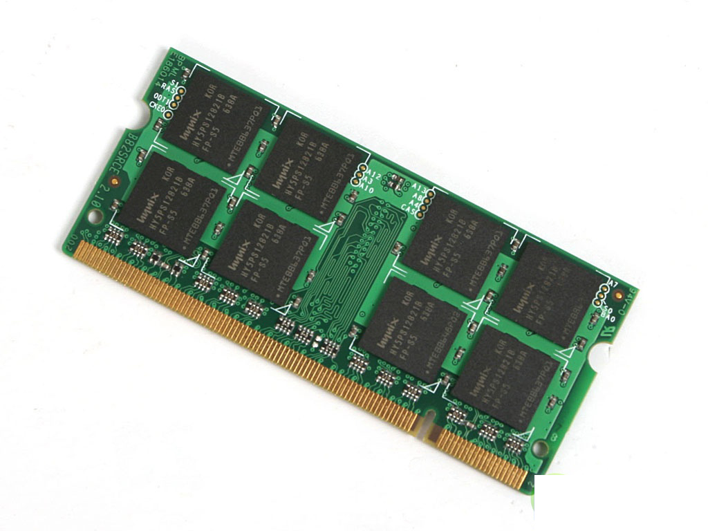 Ram Laptop DDR II 1GB/667 ( hàng tháo máy)