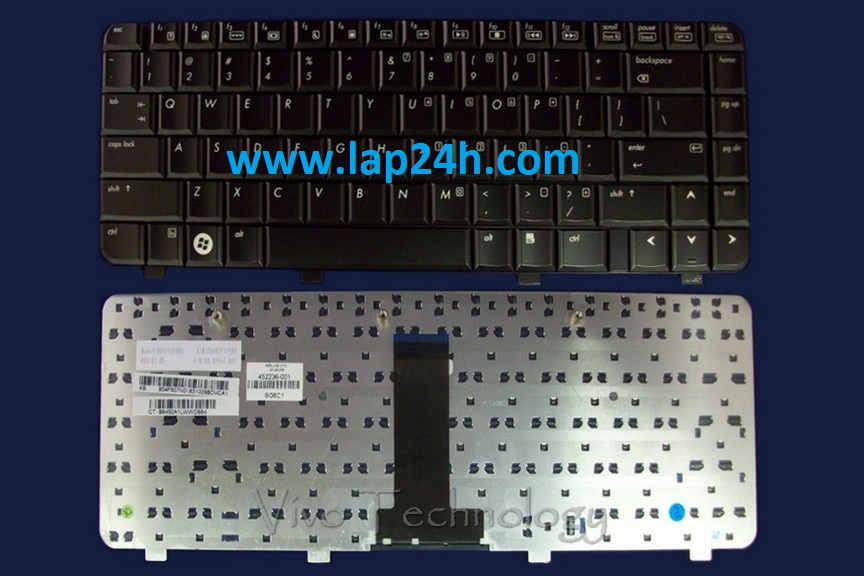 keyboard HP Pavillion DV2000, Presario V3000