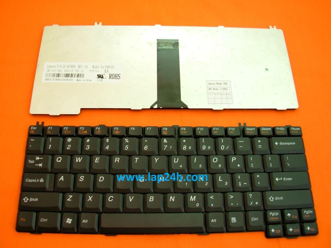 Lenovo N100, N200, G410, G430, Y410, Y430, Y550, G230, G530, V100