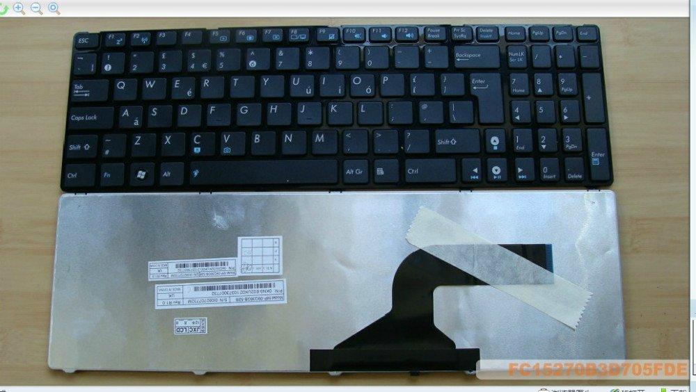 bàn phím Asus K52 K53 serial